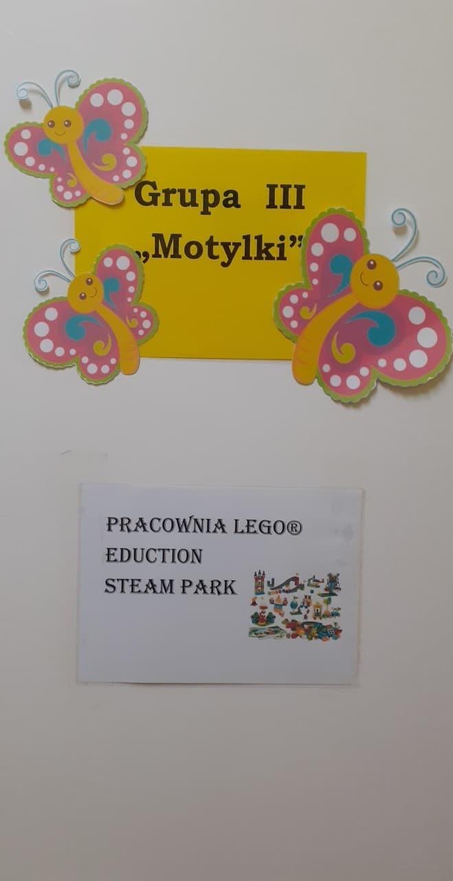 "Grupa III ""Motylki"""