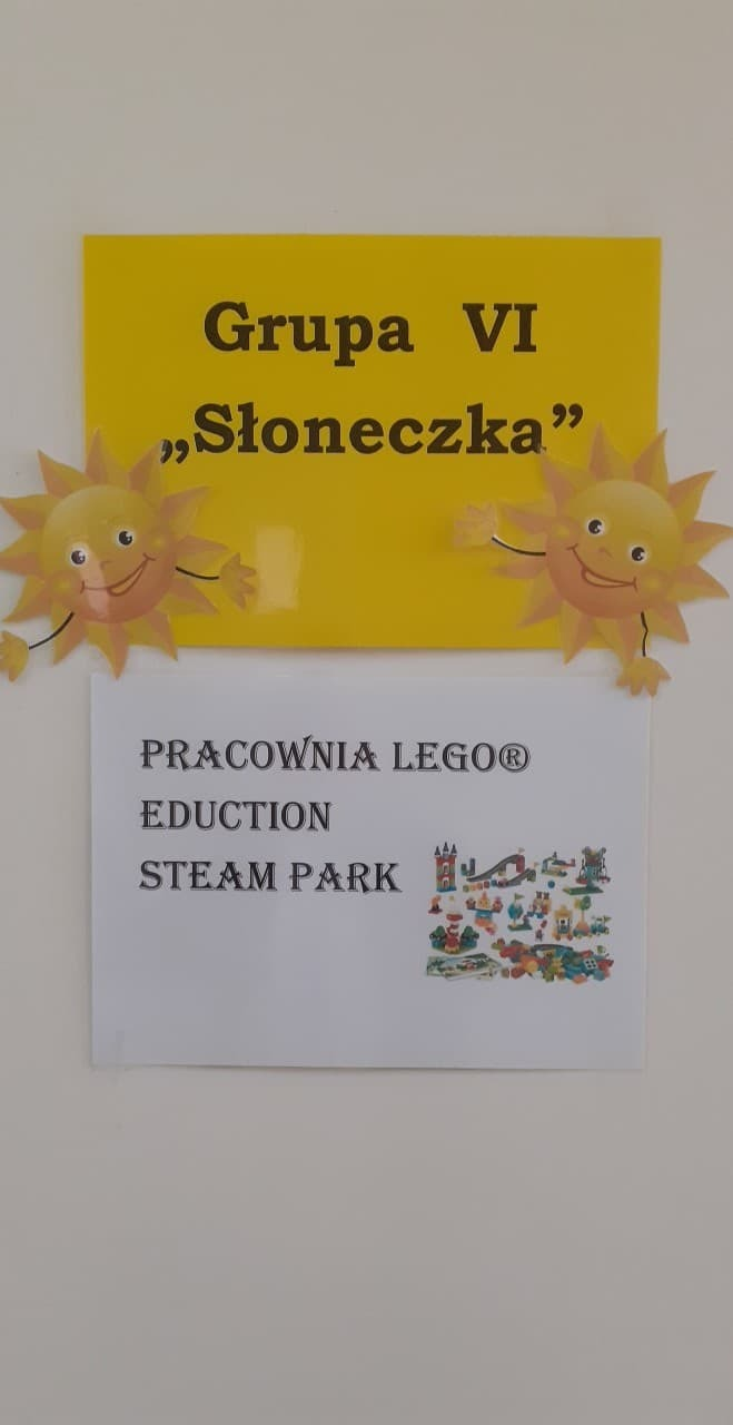 "Grupa VI ""Słoneczka"""