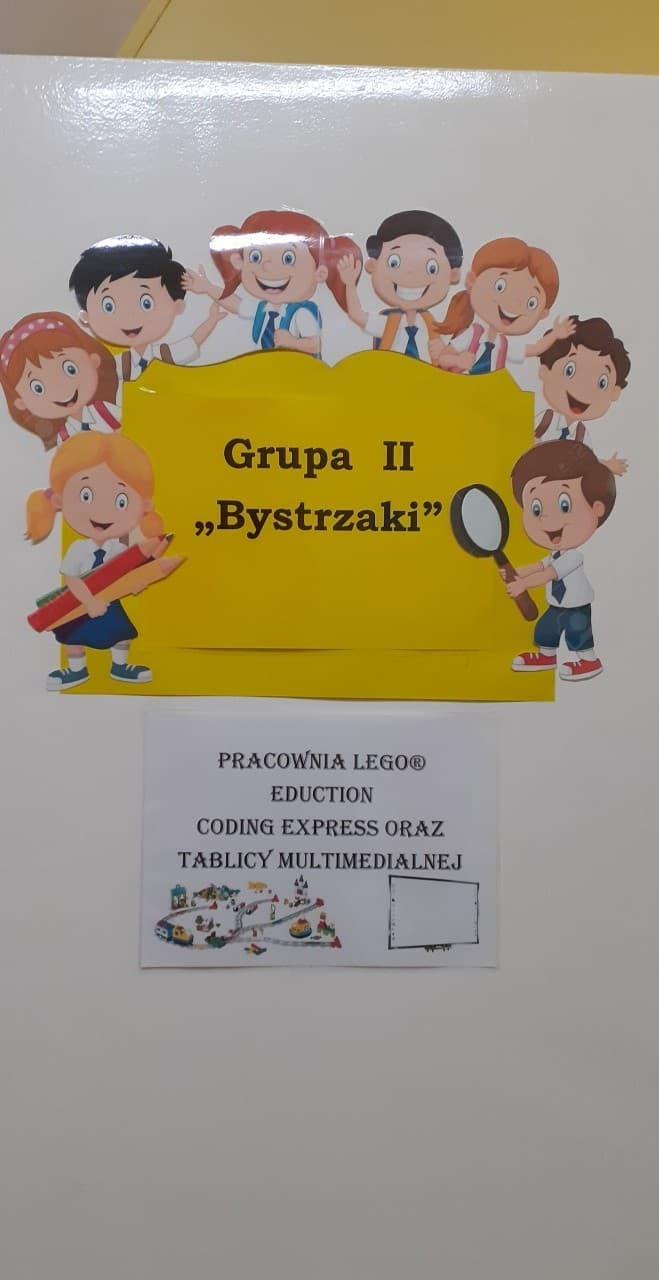 """Grupa II """"Bystrzaki"""""""