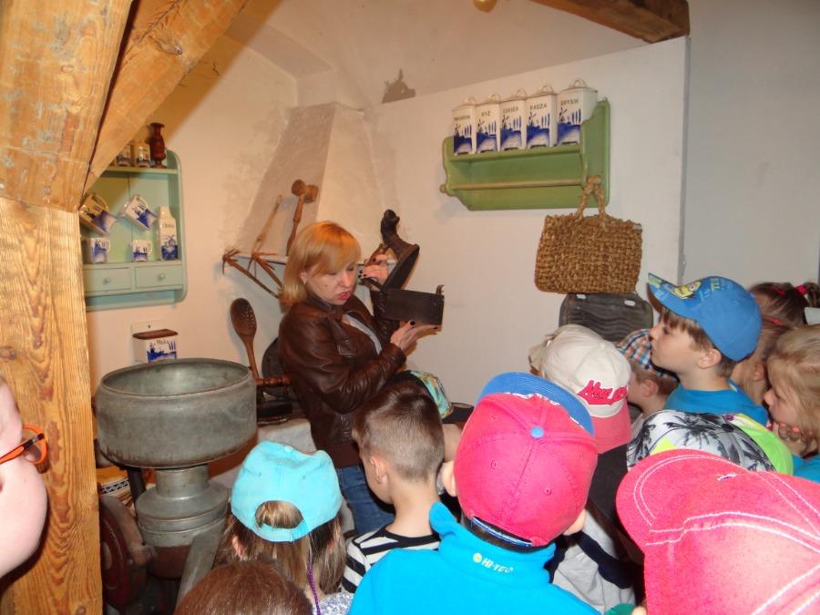 Warsztaty edukacyjne w Muzeum w Ziemi Pyzderskiej
