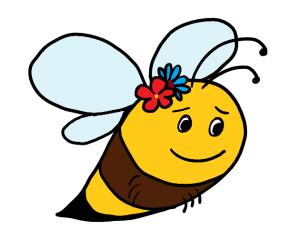 Pszczółka Flora